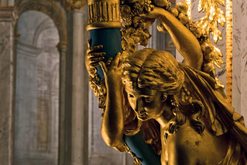 Le Temple De Minerve Les Carnets De Versailles