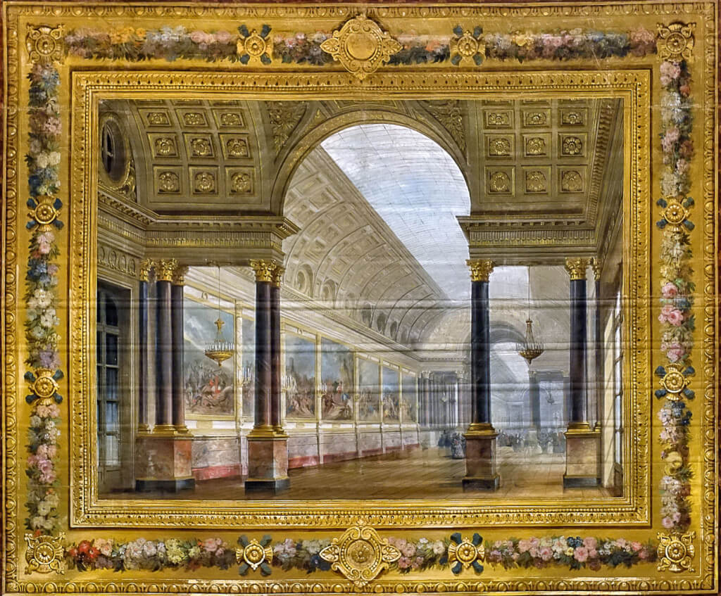 Décors inédits | Les carnets de Versailles